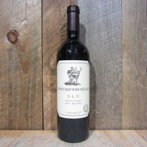 STAGS LEAP S.L.V. CABERNET SAUVIGNON 2014 750ML