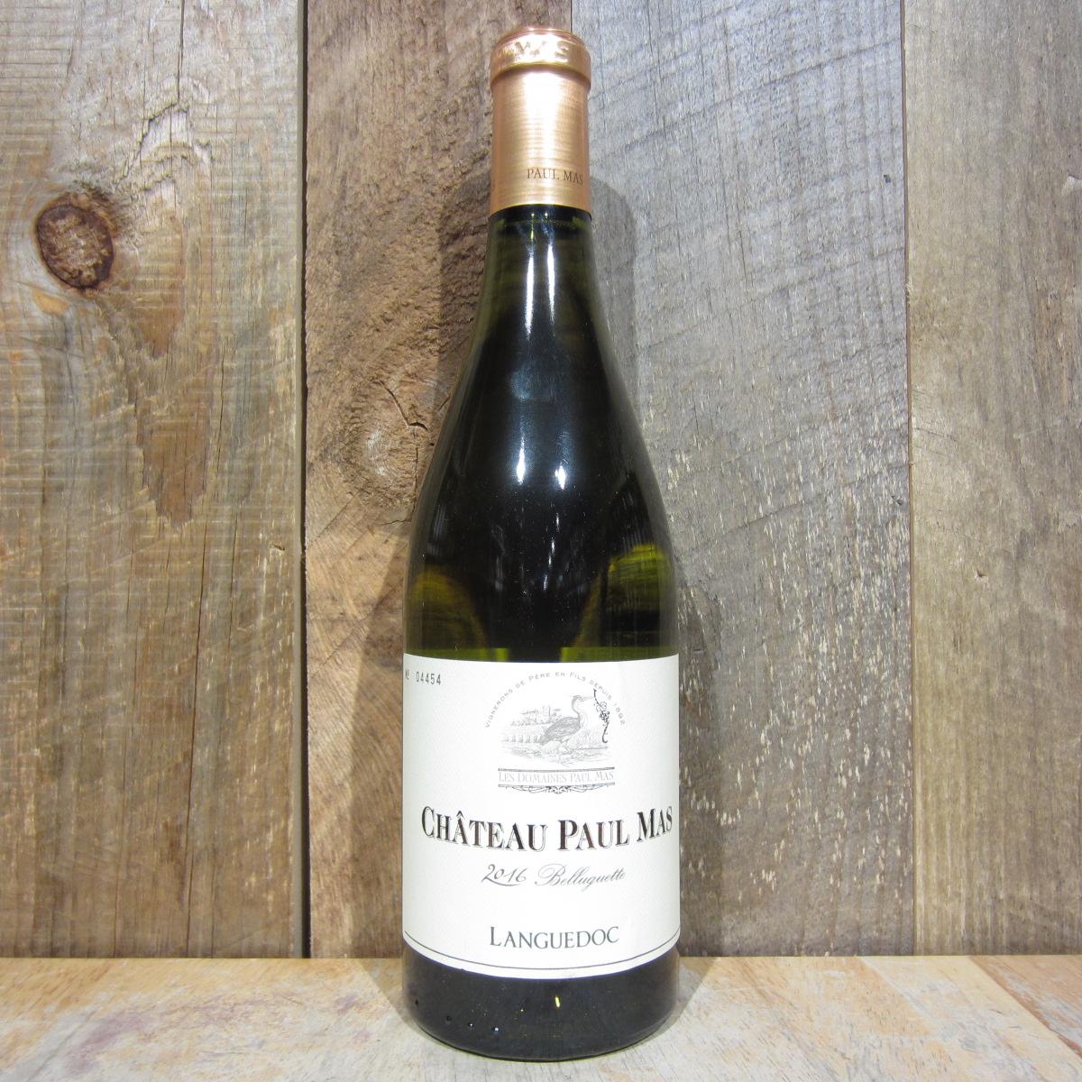 Paul Mas Coteaux du Languedoc Belleguette Blanc 2016 750ml