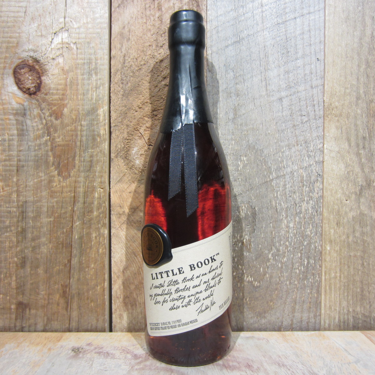 Bookers Little Book Batch 2 Simple Task Whiskey 750ml
