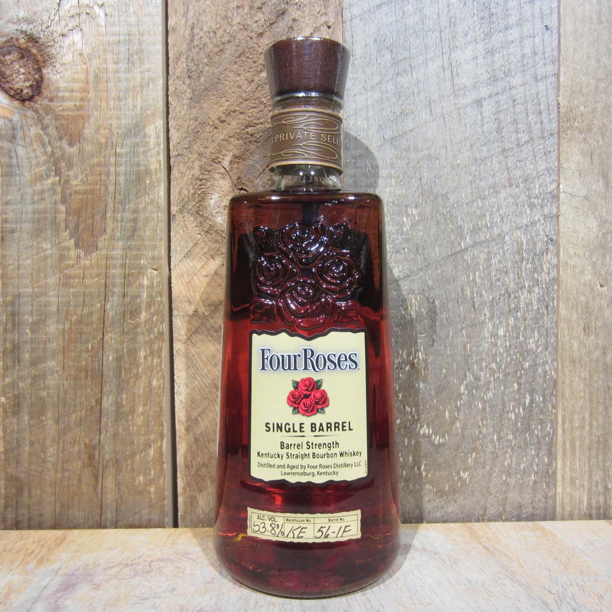 Four Roses Single Barrel Bourbon OESF PS 107.6 750ml