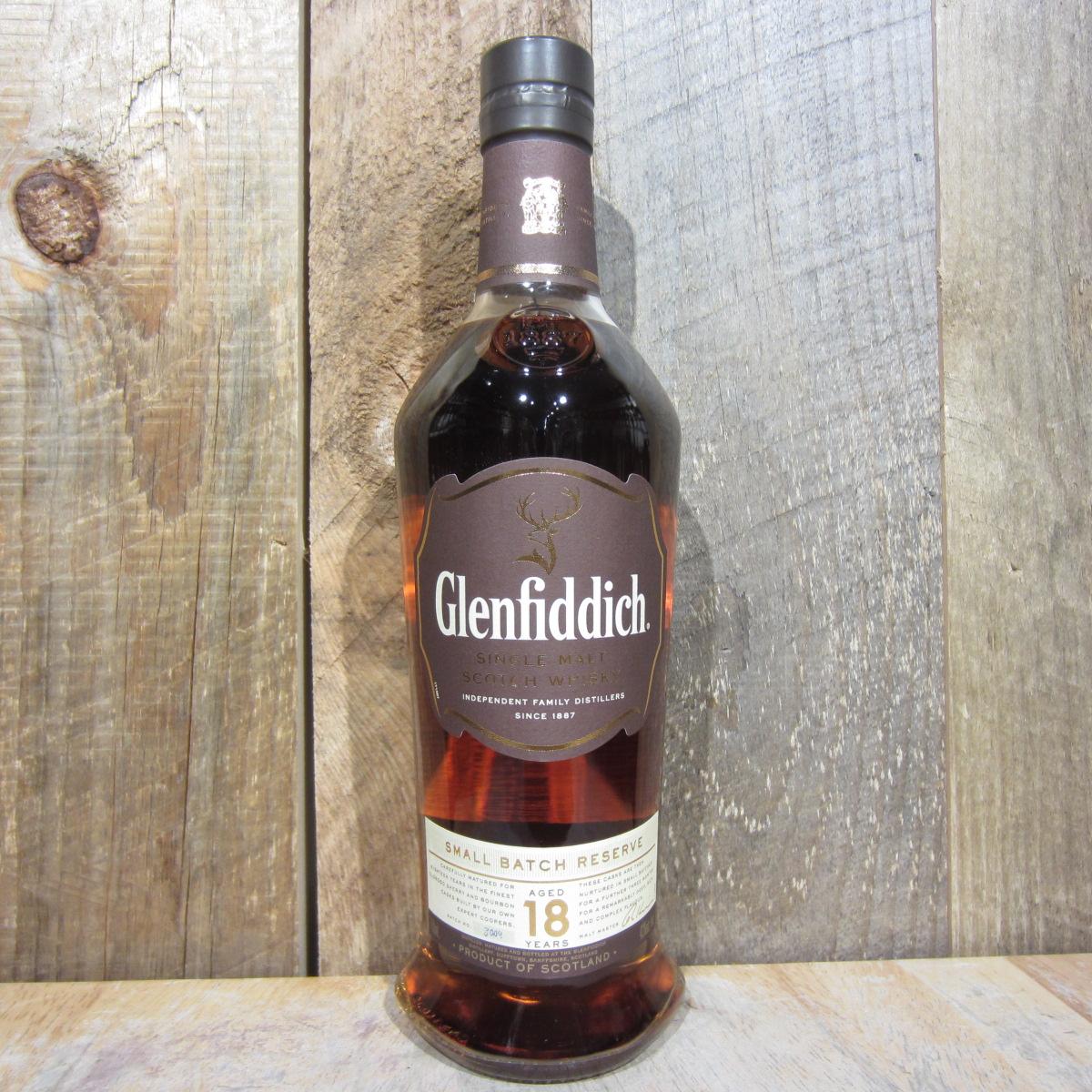 Glenfiddich 18 Year 750ml