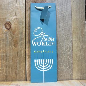 OY TO THE WORLD GIFT BAG