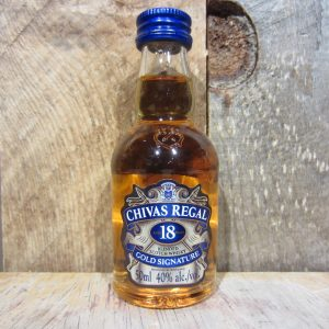 CHIVAS REGAL 18 YR 50ML