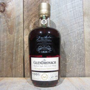 Glendronach Kingsman 25yr 1991 750ml