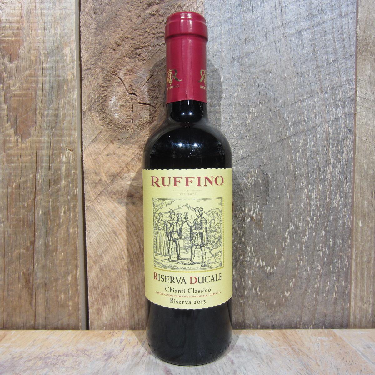 Ruffino Ducale Tan Chianti Classico Riserva 375ml (Half Size Btl)