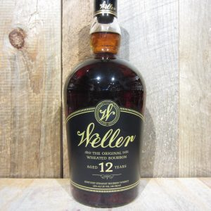 W.L WELLER 12 YEAR OLD BOURBON 1.75L