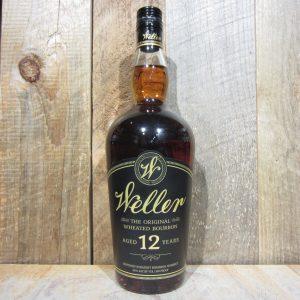 W.L Weller 12 Year Old Bourbon 1L