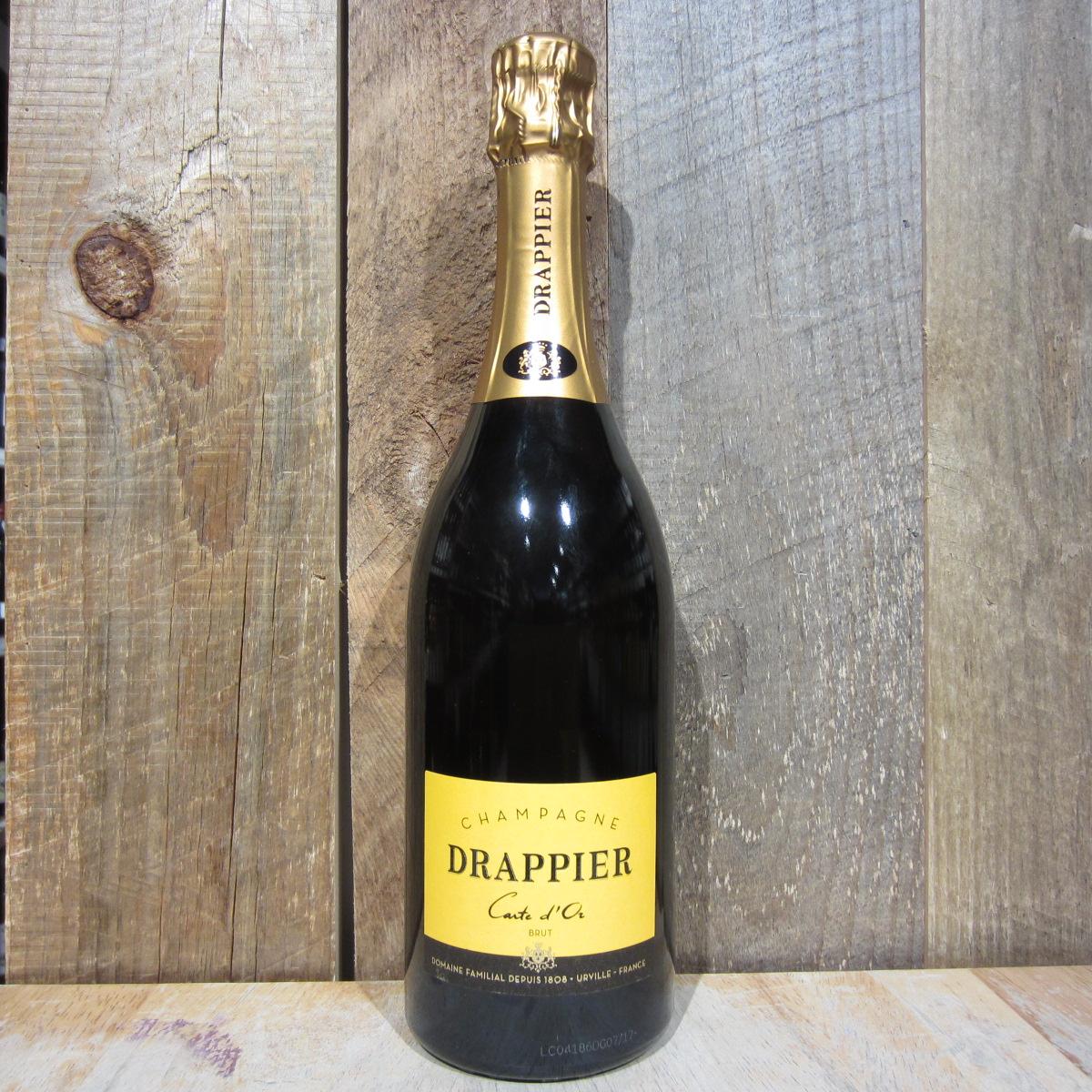 Drappier Champagne Brut Carte D'Or Kosher 750ml