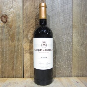 MARQUES DE MURRIETA RIOJA RESERVA 2014 750ML