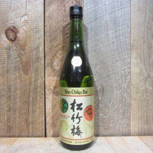 SHO CHIKU BAI JUNMAI 750ML