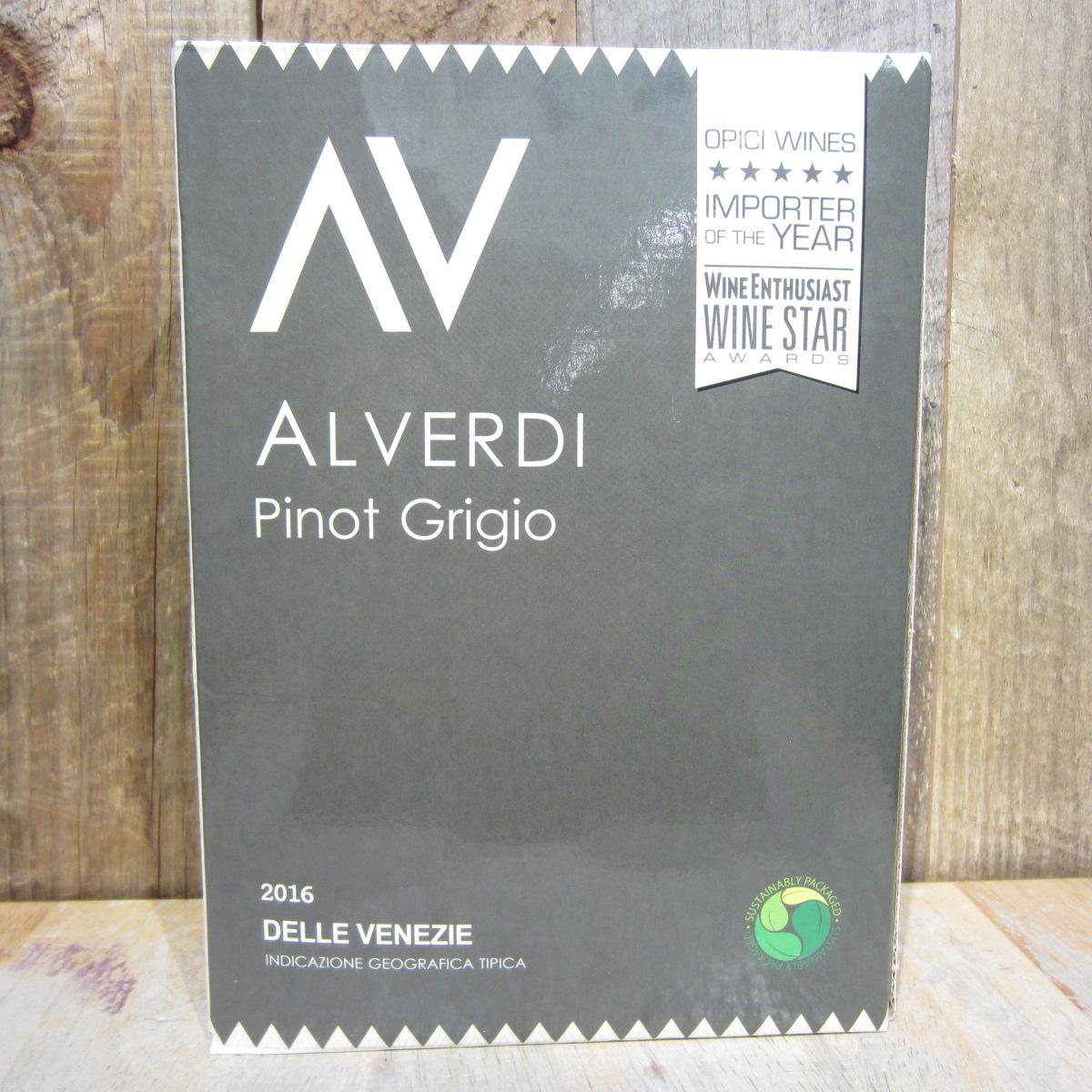 Alverdi Pinot Grigio Box 3L