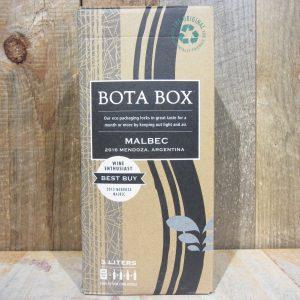 BOTA BOX MALBEC BOX 3L