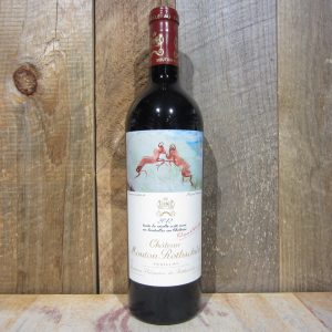 CHATEAU MOUTON ROTHSCHILD PAUILLAC 2012 750ML