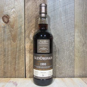GLENDRONACH 1993 24YR SHERRY CASK 750ML