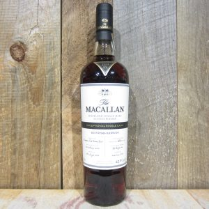 MACALLAN EXCEPTIONAL SINGLE CASK 5235 127.6PF 750ML