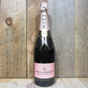 MOET CHANDON IMPERIAL ROSE 750ML
