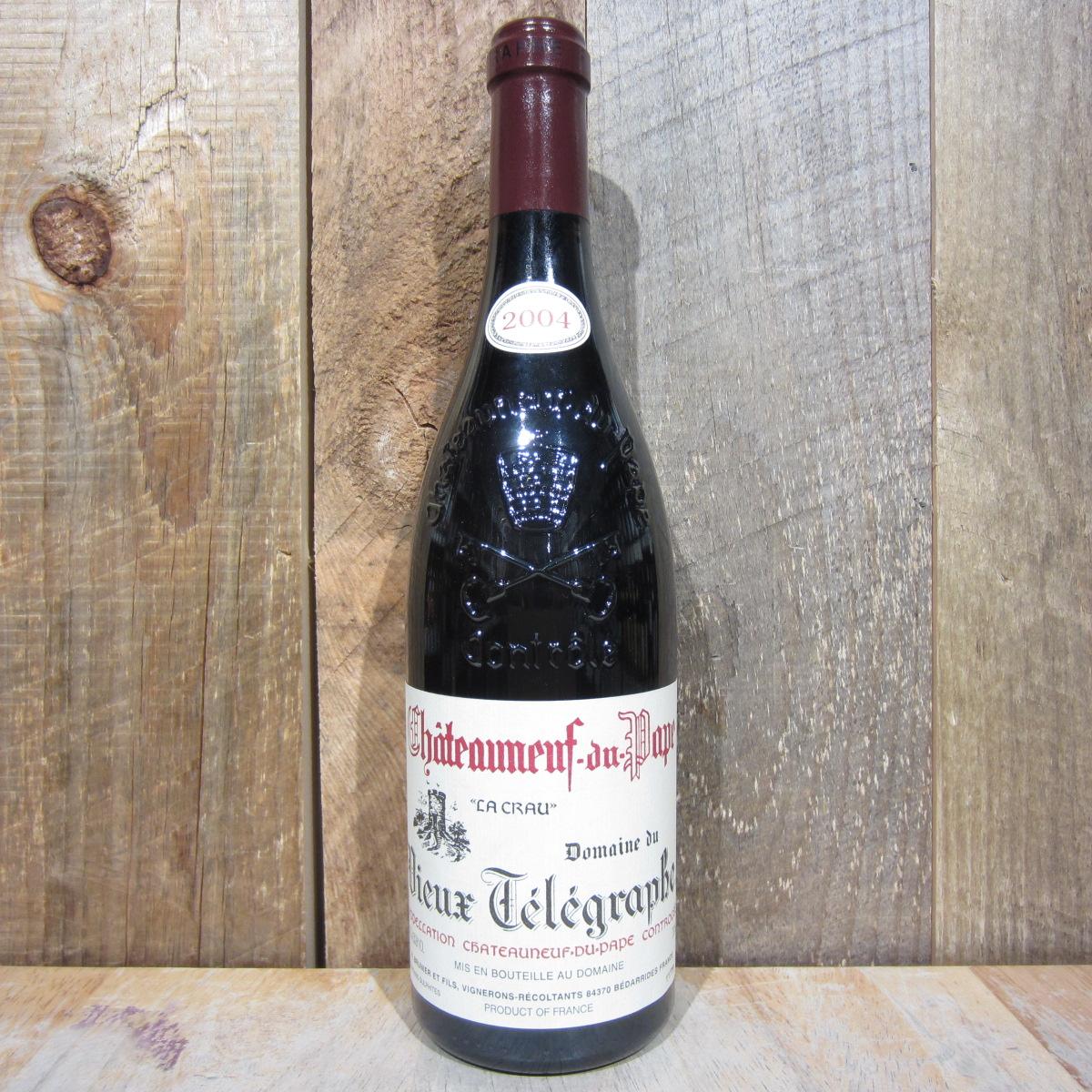 Vieux Telegraphe Chateauneuf du Pape 2018 750ml
