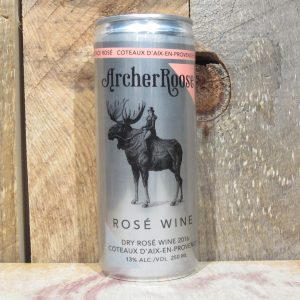 ARCHER ROOSE ROSE (CAN) 250ML