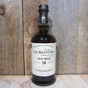 BALVENIE PEAT WEEK 14YR 750ML