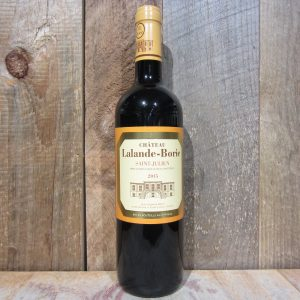 CHATEAU LALANDE-BORIE ST JULIEN 2015 750ML