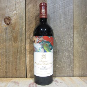 CHATEAU MOUTON ROTHSCHILD PAUILLAC 2015 750ML