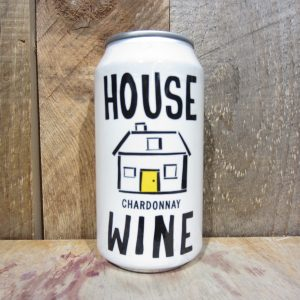 HOUSE WINE CHARDONNAY CAN 375ML