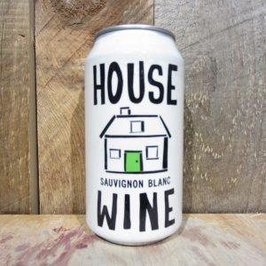 HOUSE WINE SAUVIGNON BLANC CAN 375ML
