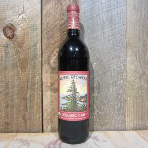 PACIFIC REDWOOD CABERNET SAUVIGNON 750ML