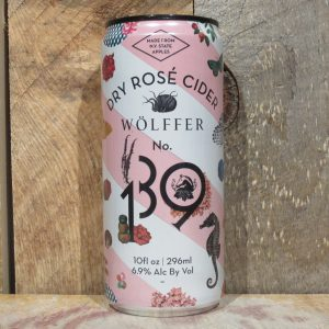 WOLFFER DRY ROSE CIDER (CANS) 295ML
