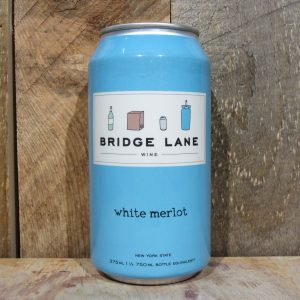 BRIDGE LANE WHITE MERLOT CAN 375ML