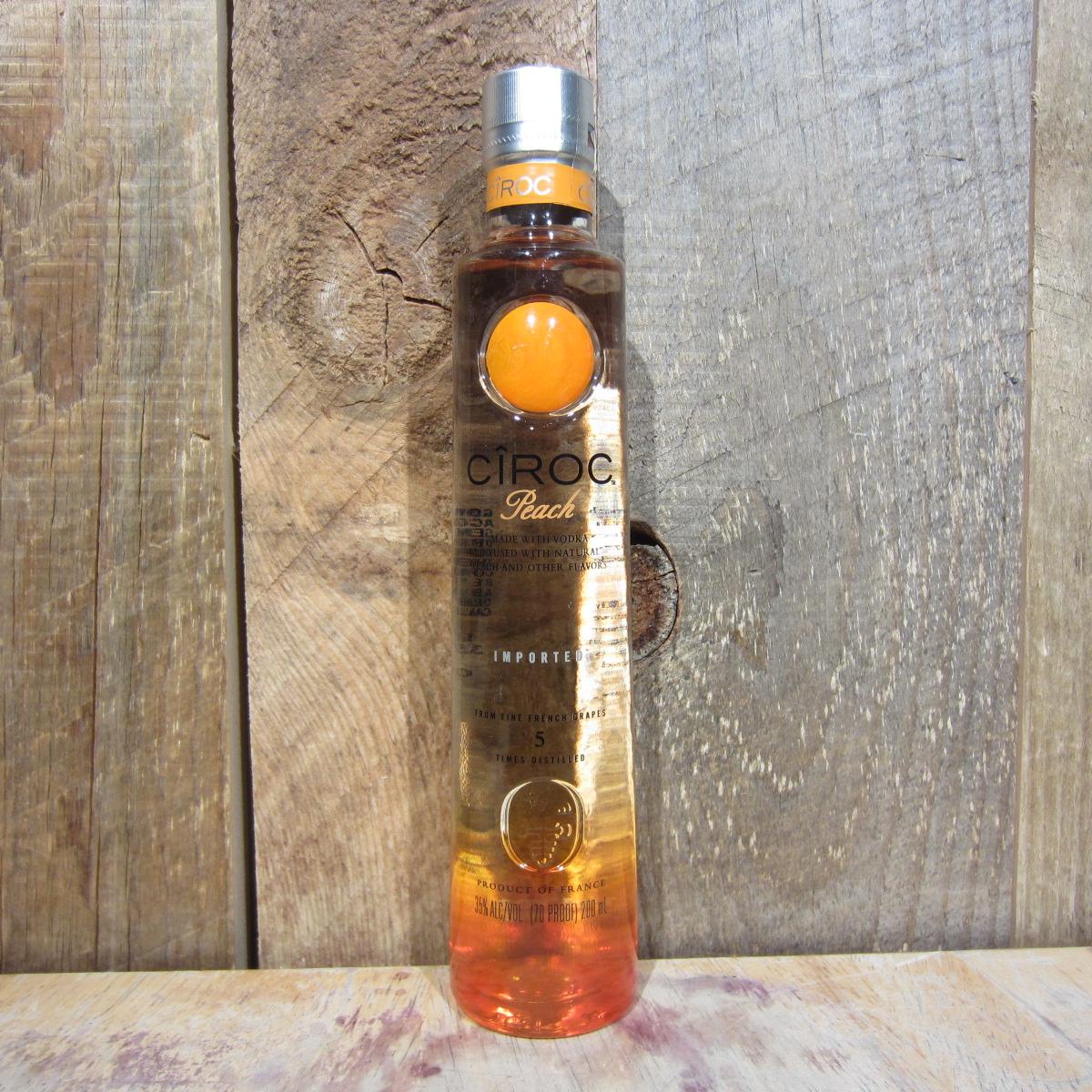 Ciroc Peach 200ml (Half Pint)