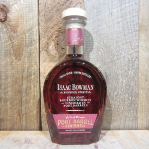 ISAAC BOWMAN PORT FINISH 750ML