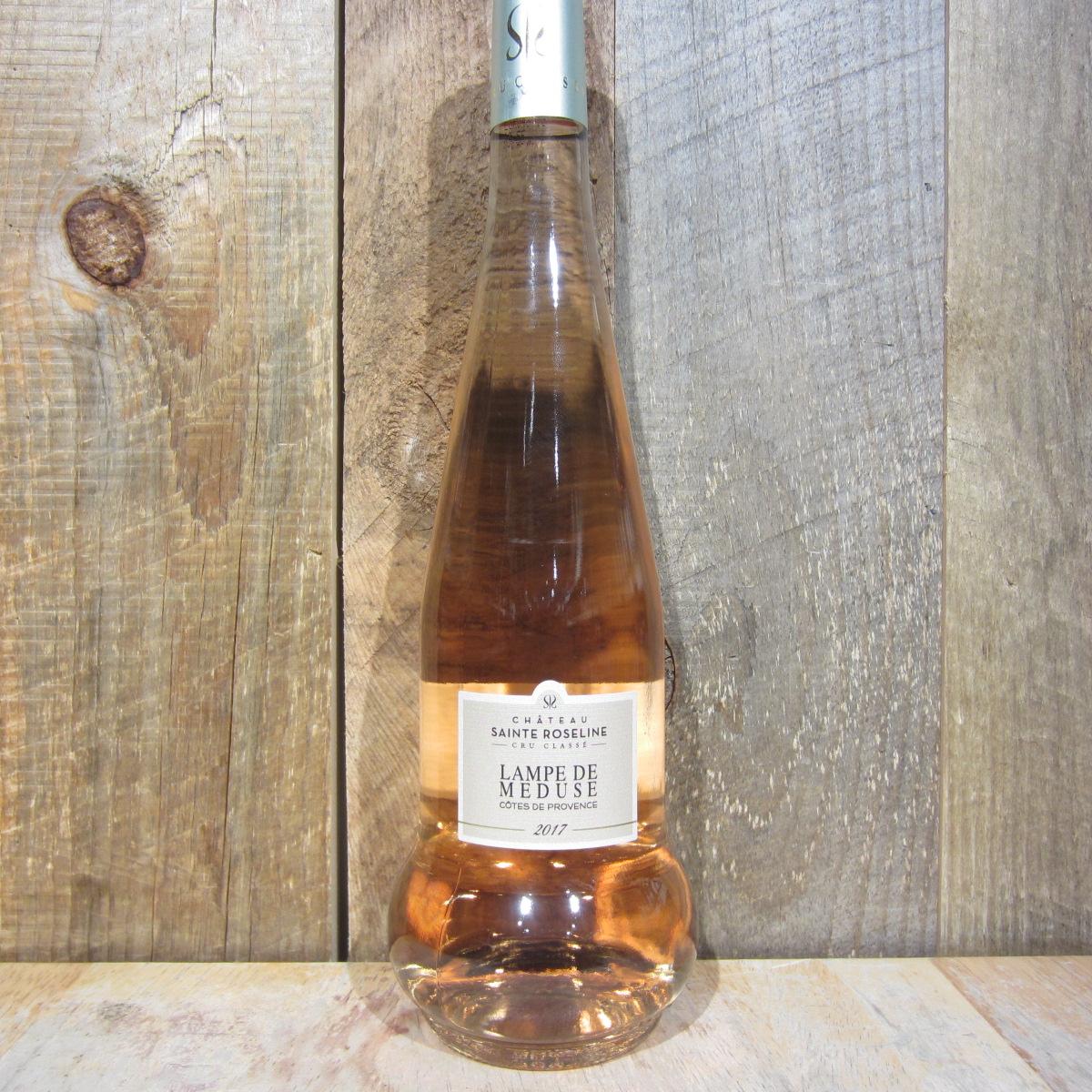 Chateau Sainte Roseline Lampe de Meduse Provence Rose 2020 750ml