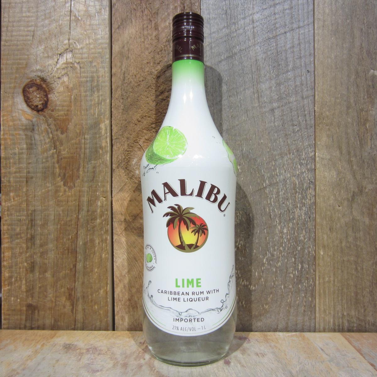 Malibu Rum Lime 1L