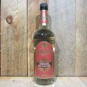 MR BOSTON CREME DE CACAO WHITE 1L