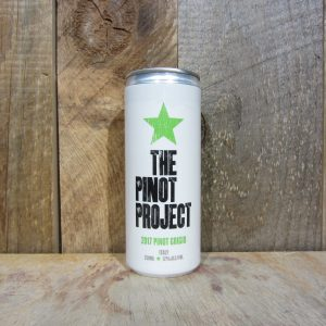 PINOT PROJECT PINOT GRIGIO (CAN) 250ML