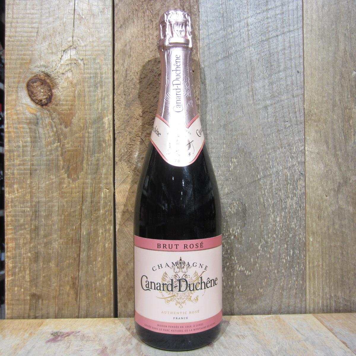 Canard Duchene Rose Authentic 750ml