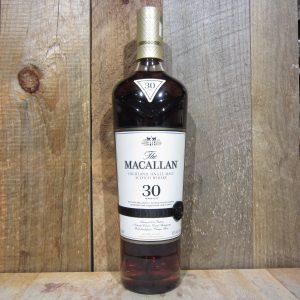 MACALLAN SHERRY OAK 30YR 750ML