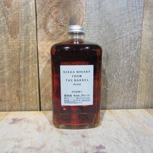 Nikka Whisky From The Barrel 750ml