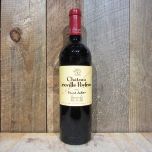 CHATEAU LEOVILLE POYFERRE SAINT JULIEN 2015 750ML