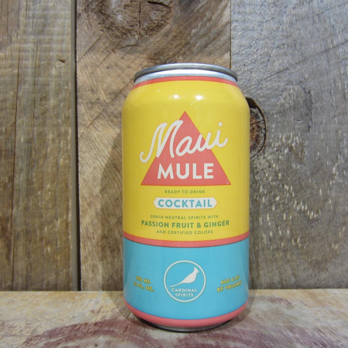 Cardinal Spirits Maui Mule (Can) 355ml