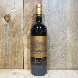 D'ISSAN MARGAUX 2015 750ML