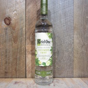 KETEL ONE BOTANICAL VODKA CUCUMBER MINT 750ML