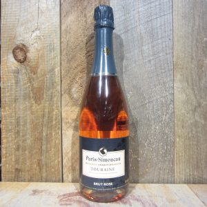 PARIS SIMONEAU BRUT ROSE 750ML
