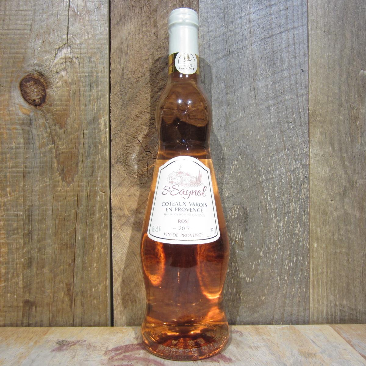 St Sagnol Cotes de Provence Rose 750ml