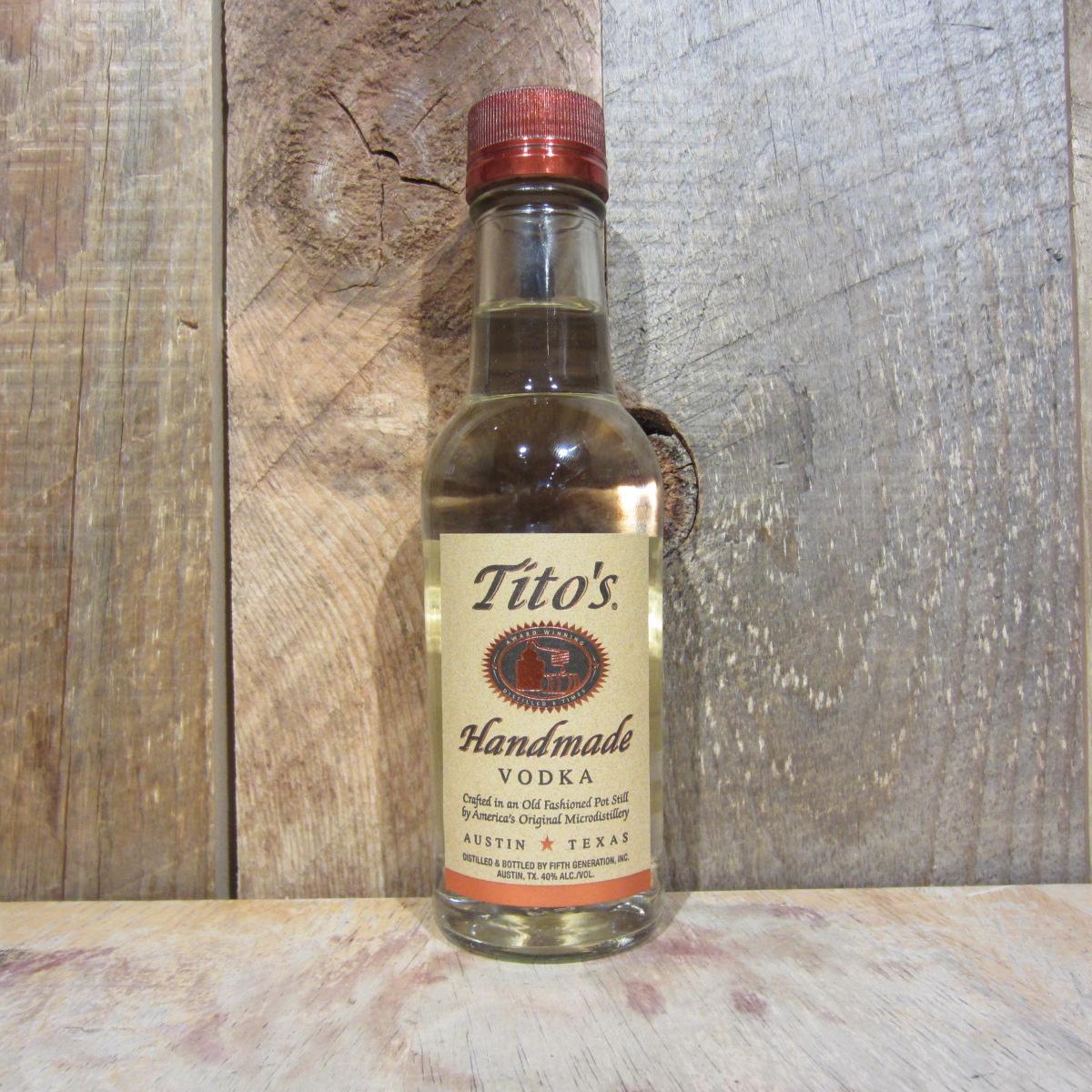 Titos Vodka (Half Pint) 200ml