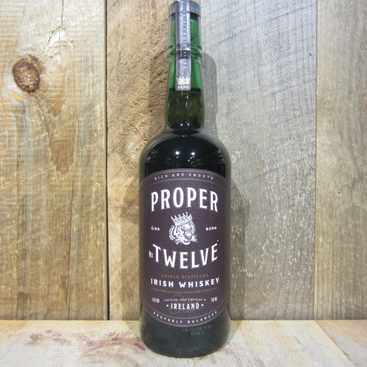 proper twelve  PROPER TWELVE IRISH WHISKEY 750ML - Oak and Barrel
