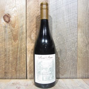 ANNE AMIE TWO ESTATES WILLAMETTE PINOT NOIR 2017 750ML