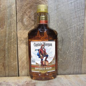 CAPTAIN MORGAN ORIGINAL SPICED RUM 375ML (HALF SIZE BTL)