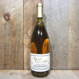 KALIN CELLARS CHARDONNAY 'CUVEE D' 1995 750ML